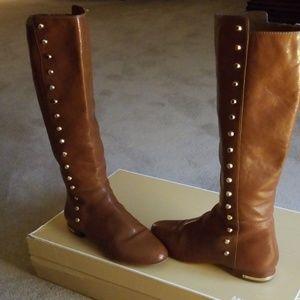 Michael Kors Flat B Size Boots Size 10